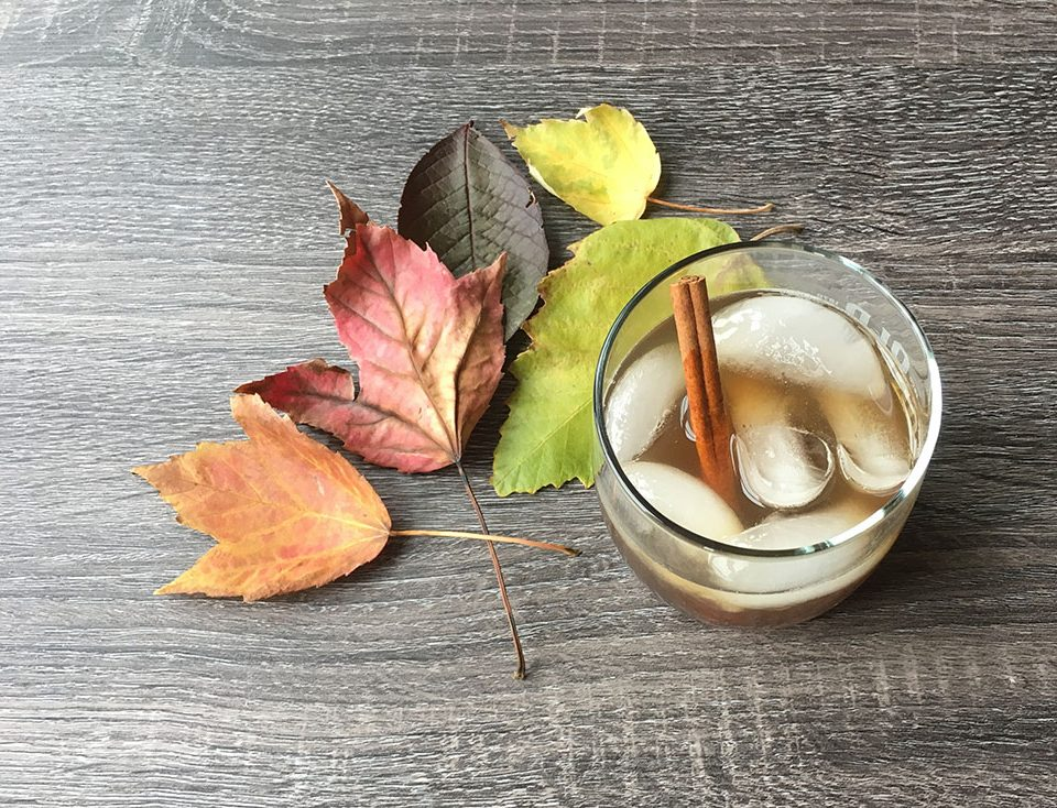 fall whisky sour
